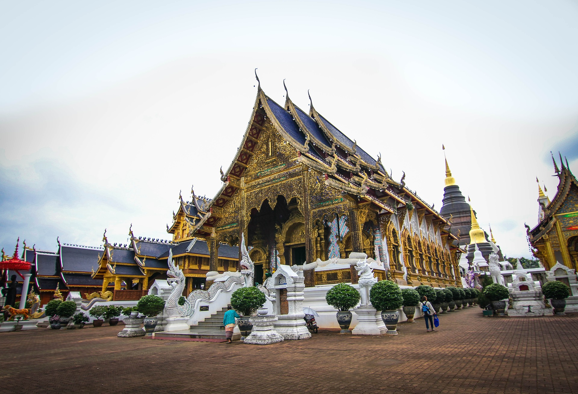 Chiang Mai: Perfectly Polarised