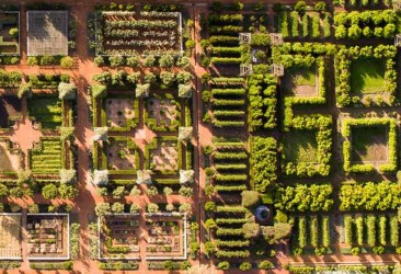 The Gardens at Babylonstoren stock the restaurants for the ultimate farm-to-table experience.