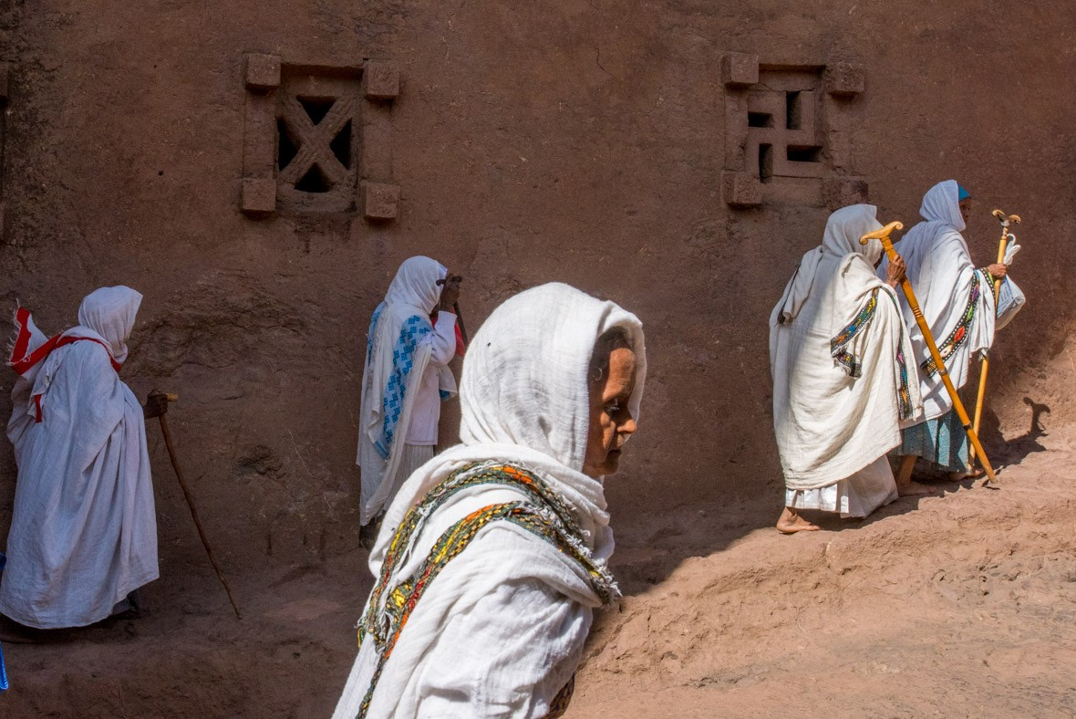Redemption in the Rock-hewn Churches of Lalibela
