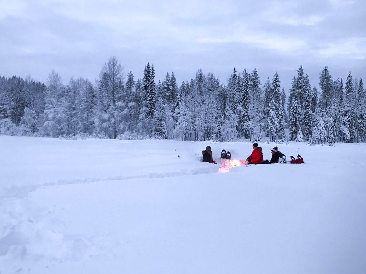 Arctic travel for self discovery