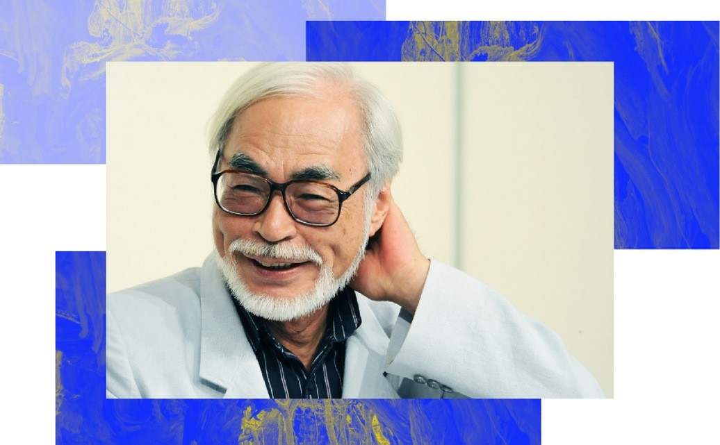 The enchanted world of Miyazaki