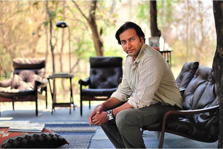 Amit Sankhala: Tiger, Tiger, Burning Bright
